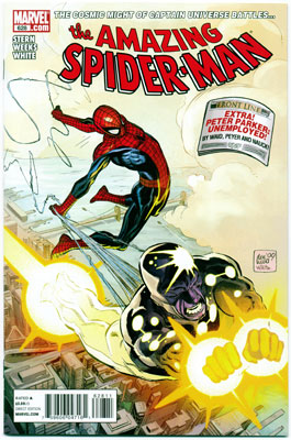 AMAZING SPIDER-MAN#628