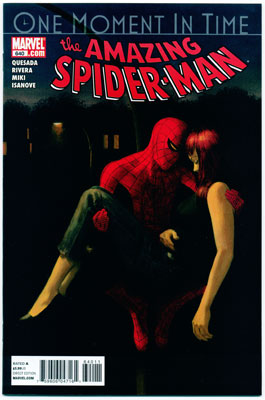 AMAZING SPIDER-MAN#640