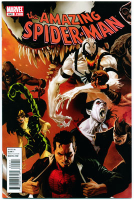 AMAZING SPIDER-MAN#642