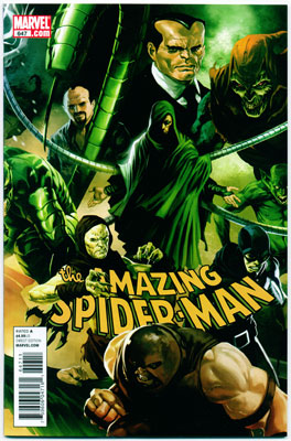 AMAZING SPIDER-MAN#647