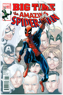 AMAZING SPIDER-MAN#648