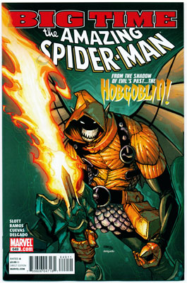 AMAZING SPIDER-MAN#649