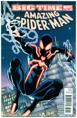 AMAZING SPIDER-MAN#650