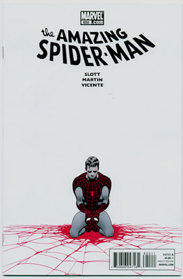 AMAZING SPIDER-MAN#655