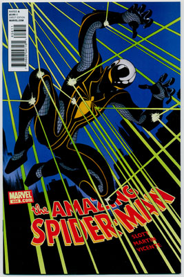 AMAZING SPIDER-MAN#656