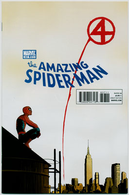 AMAZING SPIDER-MAN#657
