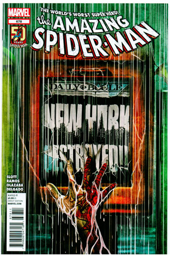AMAZING SPIDER-MAN#678