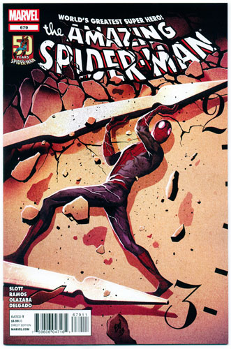 AMAZING SPIDER-MAN#679