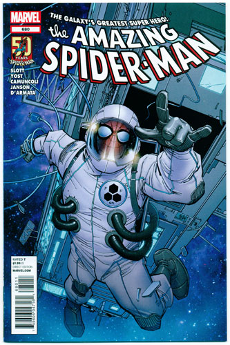 AMAZING SPIDER-MAN#680