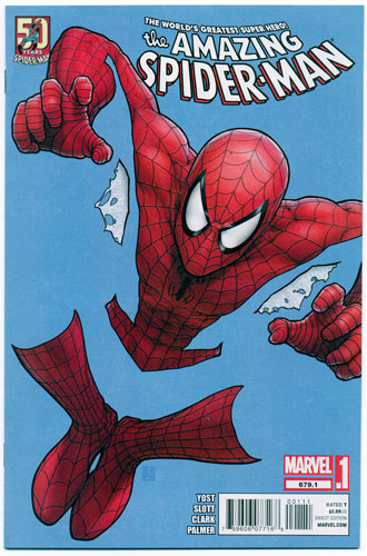 AMAZING SPIDER-MAN#679.1