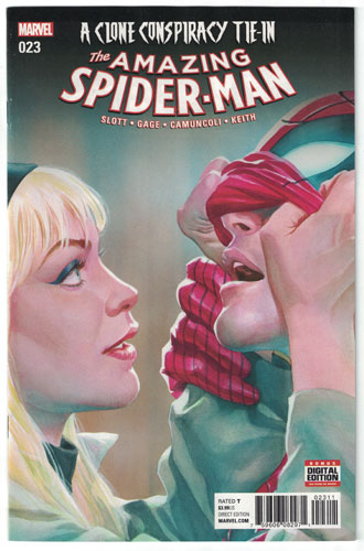 AMAZING SPIDER-MAN#23