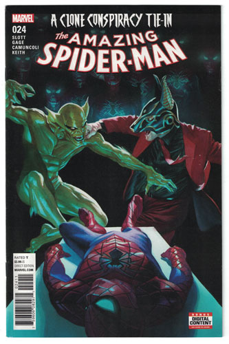 AMAZING SPIDER-MAN#24