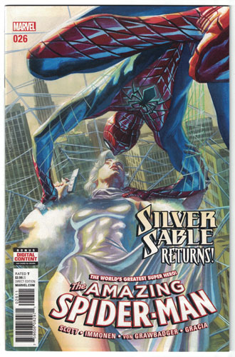 AMAZING SPIDER-MAN#26