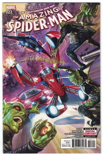 AMAZING SPIDER-MAN#27