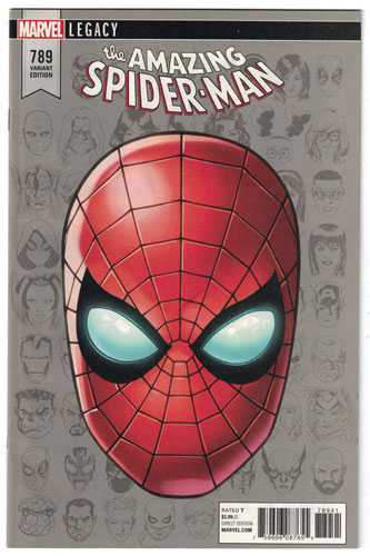 AMAZING SPIDER-MAN#789