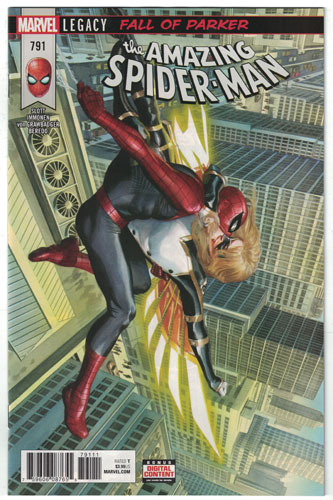 AMAZING SPIDER-MAN#791