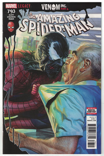 AMAZING SPIDER-MAN#793