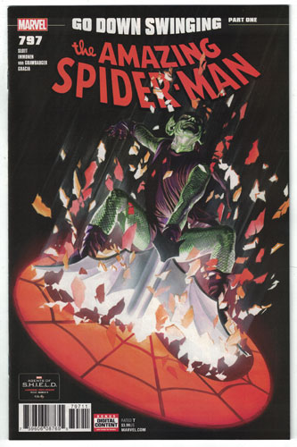 AMAZING SPIDER-MAN#797