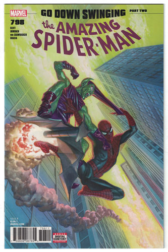 AMAZING SPIDER-MAN#798