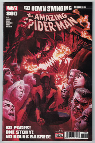 AMAZING SPIDER-MAN#800