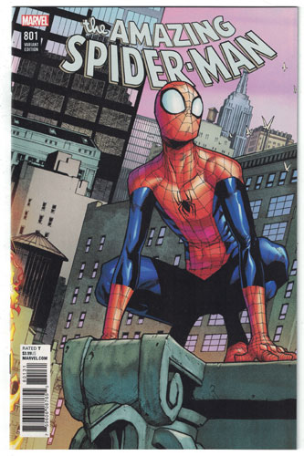 AMAZING SPIDER-MAN#801