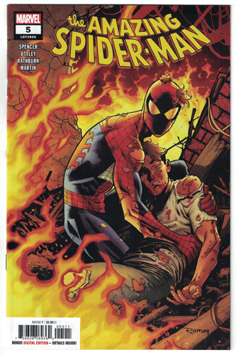 AMAZING SPIDER-MAN#5
