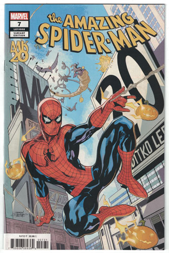 AMAZING SPIDER-MAN#7
