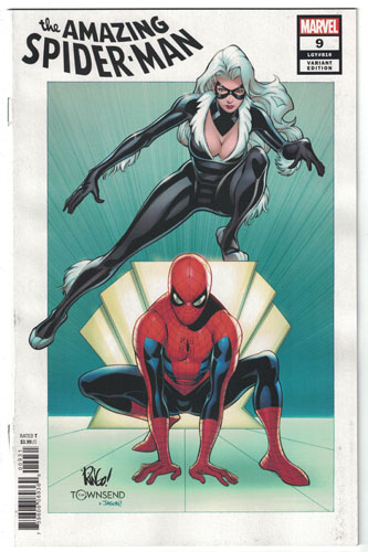 AMAZING SPIDER-MAN#9