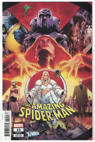 AMAZING SPIDER-MAN#10