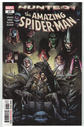 AMAZING SPIDER-MAN#17