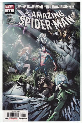 AMAZING SPIDER-MAN#18