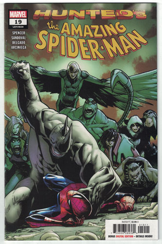 AMAZING SPIDER-MAN#19