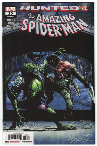 AMAZING SPIDER-MAN#20
