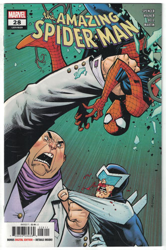AMAZING SPIDER-MAN#28