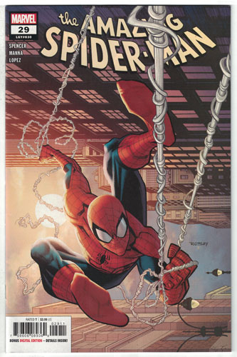AMAZING SPIDER-MAN#29