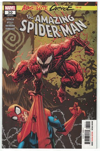 AMAZING SPIDER-MAN#30