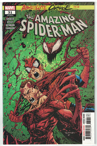 AMAZING SPIDER-MAN#31