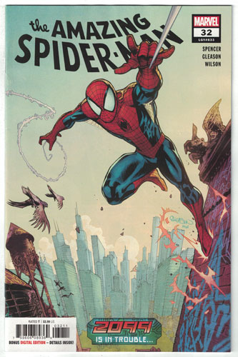AMAZING SPIDER-MAN#32