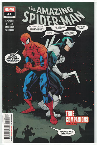 AMAZING SPIDER-MAN#41