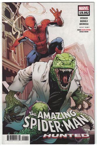 AMAZING SPIDER-MAN#19.HU