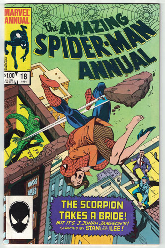 AMAZING SPIDER-MAN ANNUAL#18