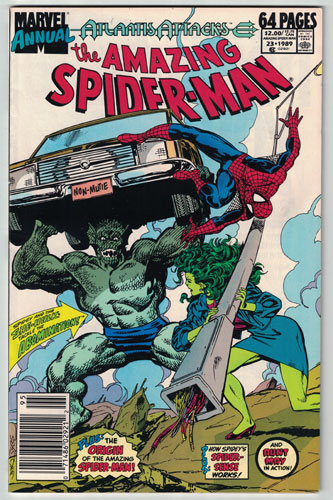 AMAZING SPIDER-MAN ANNUAL#23