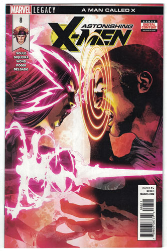 ASTONISHING X-MEN#8