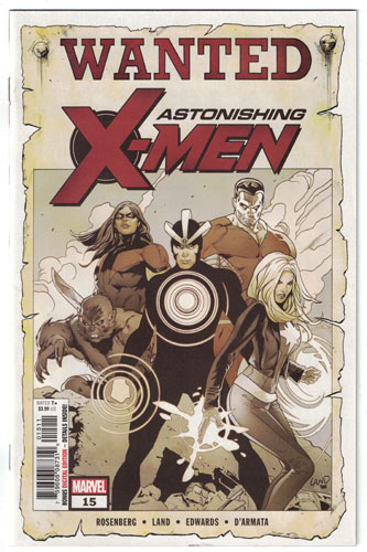 ASTONISHING X-MEN#15