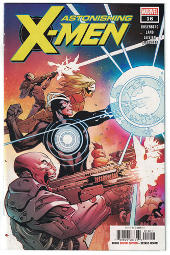 ASTONISHING X-MEN#16