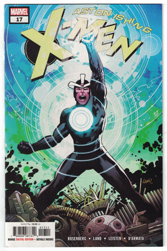 ASTONISHING X-MEN#17