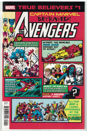 AVENGERS ANNUAL#10