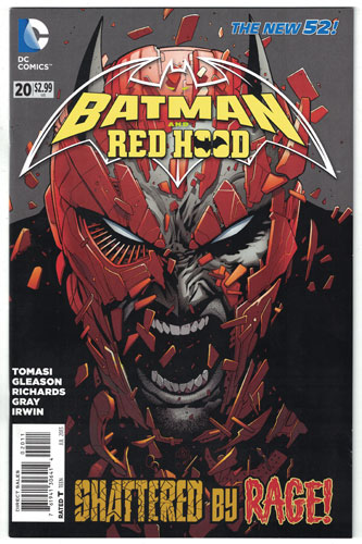 BATMAN AND ROBIN#20