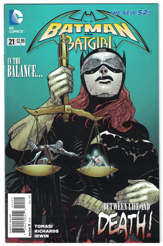 BATMAN AND ROBIN#21