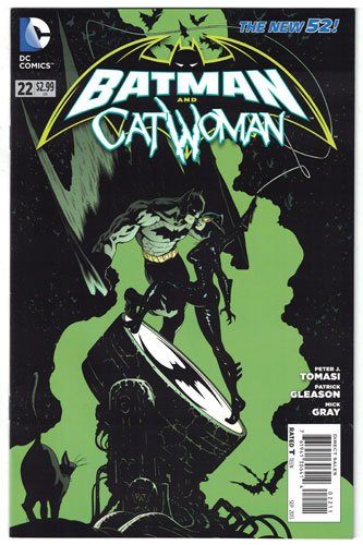 BATMAN AND ROBIN#22